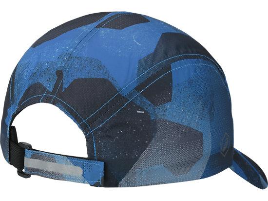 MEN FUZEX CAP CAMEO GEO DIRECTOIRE BLUE