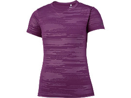 W'SランニングTシャツ
