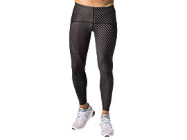 MMS LONG TIGHT2.5, SILVER/DARK GREY