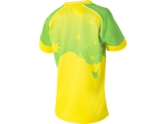 Youths Sevens Replica Main Jersey Yellow 11