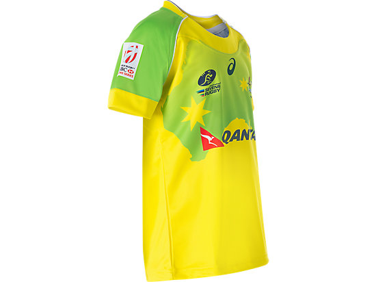 Youths Sevens Replica Main Jersey Yellow 7