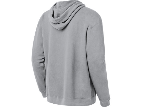 Men's Fleece Hoody Heather Grey 7