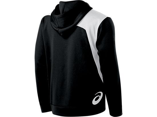 ASICS Poly Logo Fleece Black/White 7