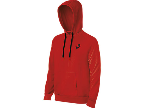 All Sport Hoody Red 3