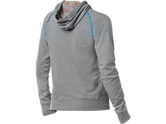 Coral Hoody Heather Grey 7