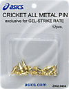 CRICKET ALL METAL PIN