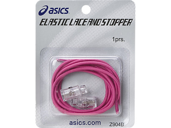 Asics Elastic Lace And Stopper Pink 3