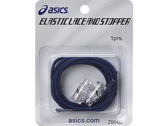 Asics Elastic Lace And Stopper Navy 3