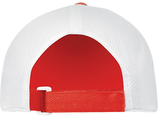 Alastair Hat Red/White 7