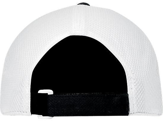 Alastair Hat Black/White 7