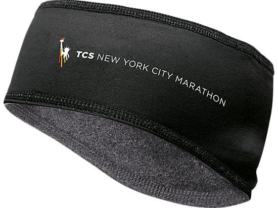Marathon Thermopolis 2-N-1 Headwarmer Black/Heather Iron 11