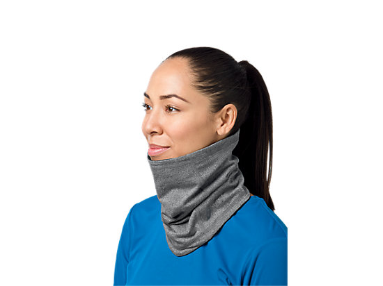 Thermopolis LT 2-N-1 Neck Warmer Black/Black 11