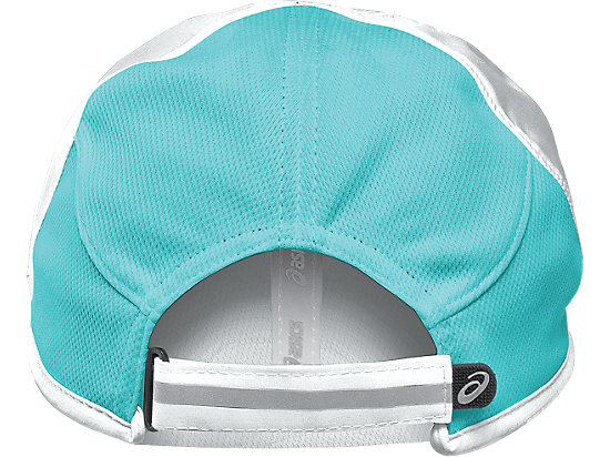 Women's Mad Dash Cap Real White/Turquoise 7