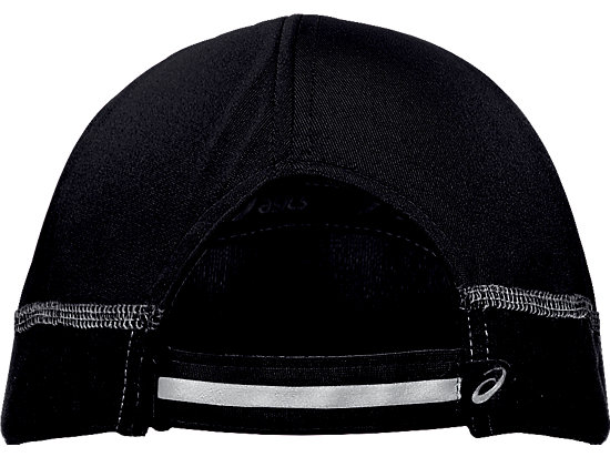 Lite-Show Run Cap Black 7