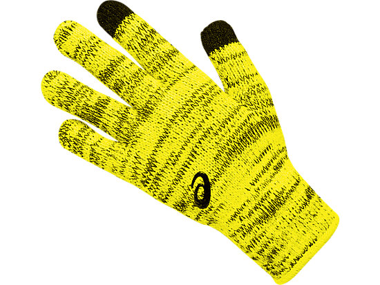 Thermal Liner Glove Safety Yellow/Black Heather 3
