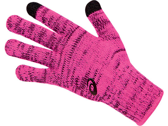 Thermal Liner Glove Pink Glow/Black Heather 3