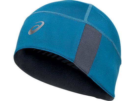 Thermal 2-N-1 Beanie Mosaic Blue/Dark Grey 3