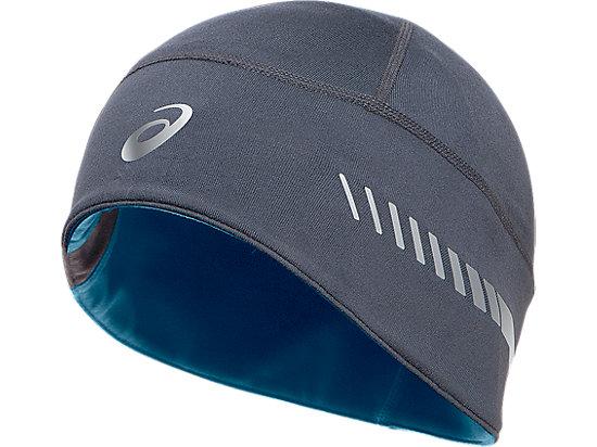Thermal 2-N-1 Beanie Mosaic Blue/Dark Grey 7