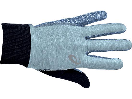 Thermal Run Glove Arona Heather/Poseidon Heather 3