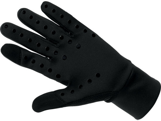 Windblock Glove Black 7