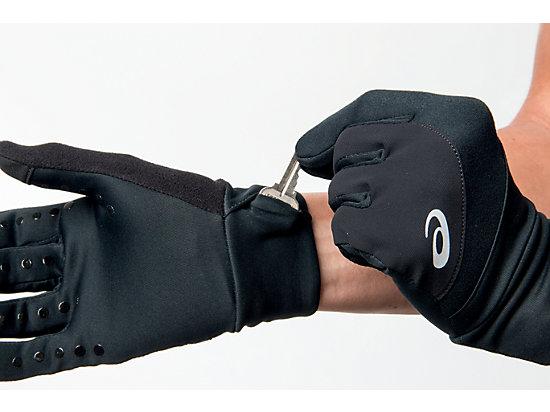 Windblock Glove Black 15