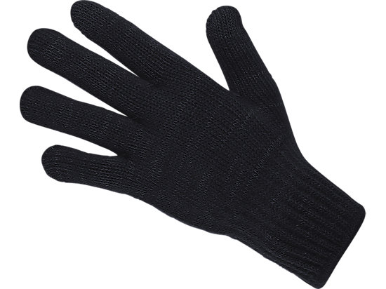 NYC Marathon Thermal Liner Glove Black 3