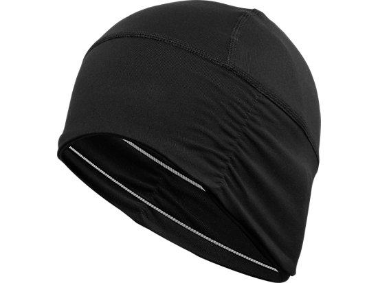 Thermopolis LT Ruched Beanie Black/Black Stripe 3