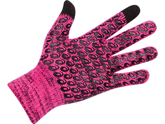 Thermal Liner Glove Knockout Pink 7