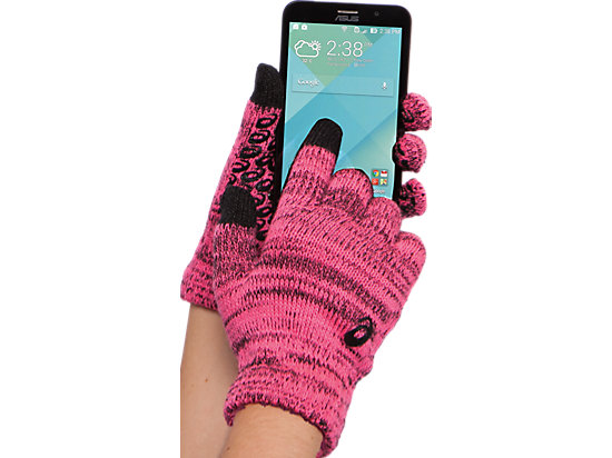 Thermal Liner Glove Knockout Pink 15