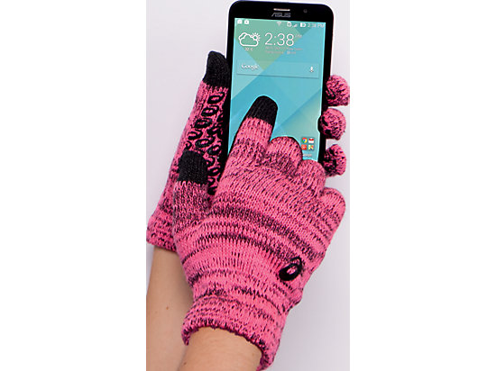 Thermal Liner Glove Knockout Pink 19