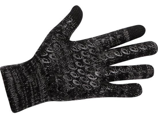 Thermal Liner Glove Black/Grey Heather 7