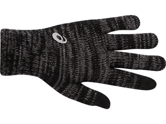 Thermal Liner Glove Black/Grey Heather 3