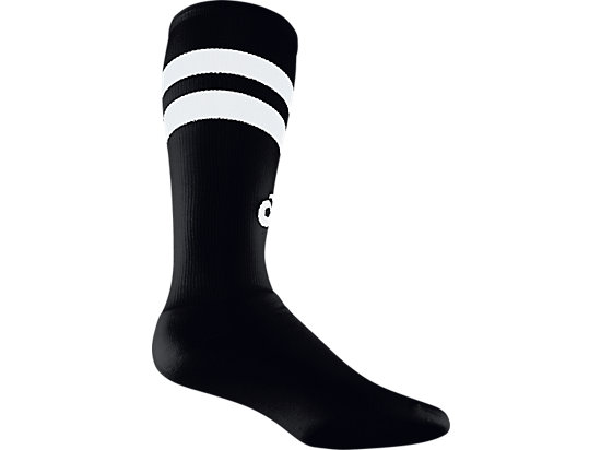 Old School Striped Knee High Black/White 7