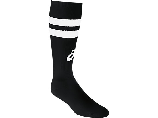 Old School Striped Knee High Black/White 3