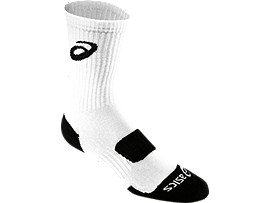Front Top view of Team Performance Crew Socks