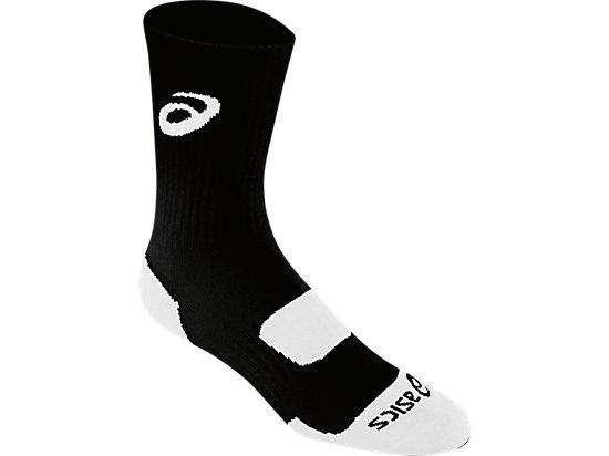 Team Performance Crew Sock Black 3