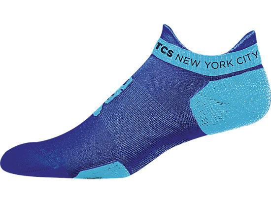 Marathon Low Cut Sock Royal Blue/Aquarium 3