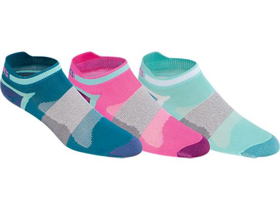 Quick Lyte Single Tab Mosaic Blue/Pink Glow 3