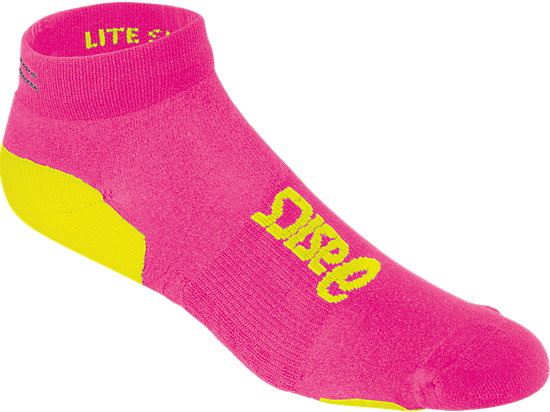 Lite-Show Nimbus Low Cut Pink Glo/Safety Yellow 3