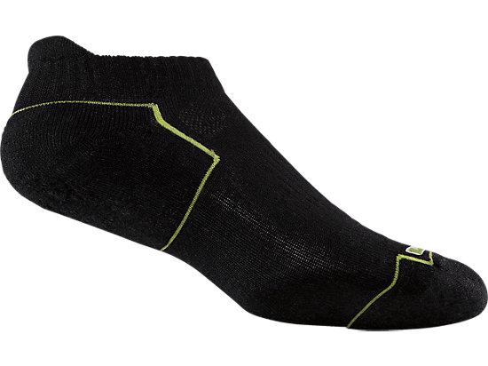 FujiTrail Wool Single Tab Black 7