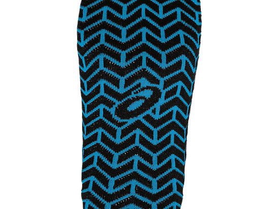 Snap Down LT Sock Atomic Blue/Black 7