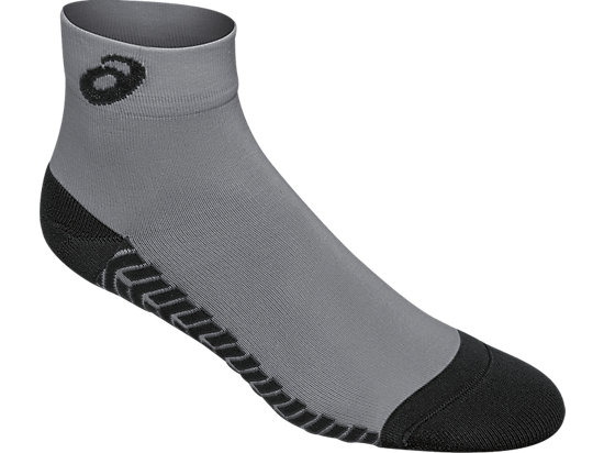 Snap Down LT Sock Graphite/Black 3