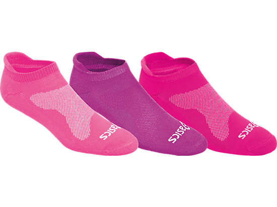 Cushion Low Cut Knockout Pink Assorted 3