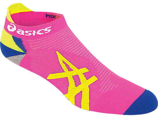 Mix Up Your Run Low Cut Pink Glow/Safety Yellow 3