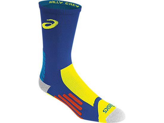Rally Crew Airforce Blue/Safety Yellow 3