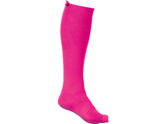 Studio No-Slip Compression Knee High Ultra Pink 7