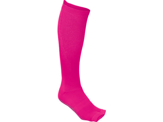 Studio No-Slip Compression Knee High Ultra Pink 3