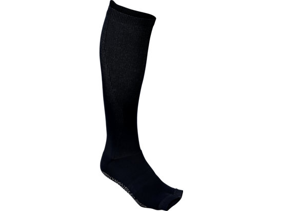 Studio No-Slip Compression Knee High Performance Black 3