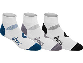 ASICS Intensity Quarter (3 Pack)