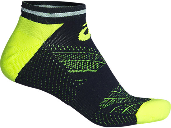 Running Low Cut Sock Safety Yellow 3